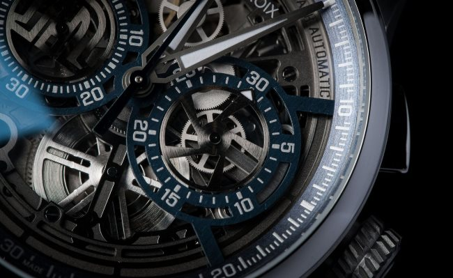 what are automatic mechanical watches