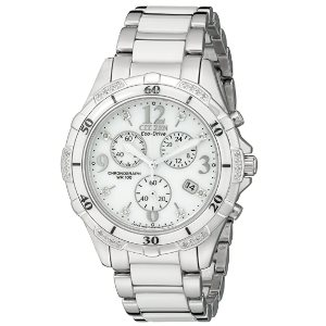 Citizen Womens Eco-Drive Chronograph FB1230-50A
