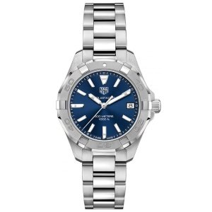 TAG Heuer Womens WBD1312.BA0740 Aquaracer Watch