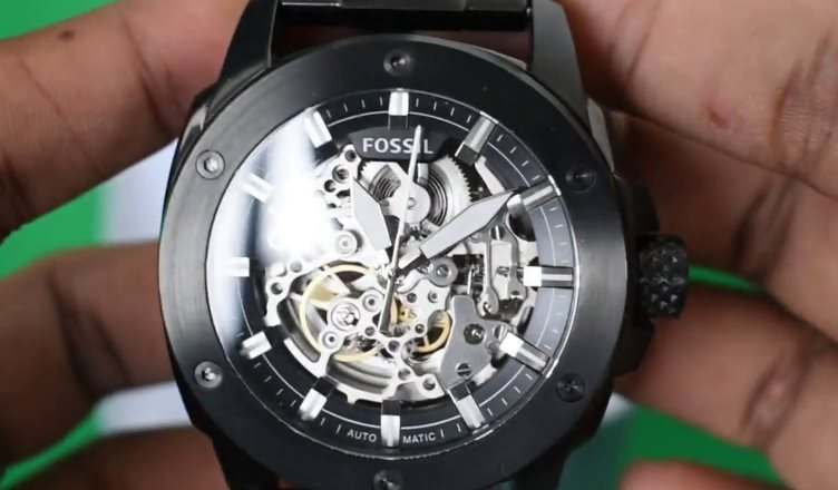 are automatic watches shock resistant