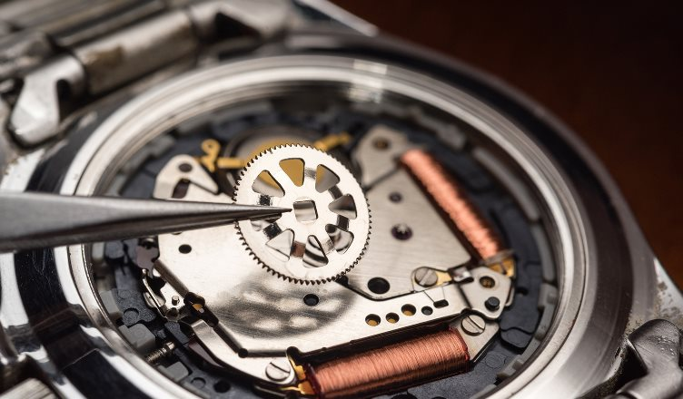 can quartz watches be adjusted