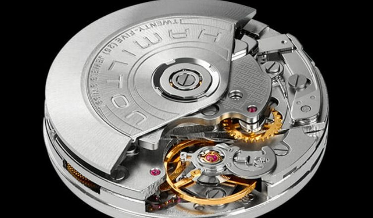 how automatic watches work