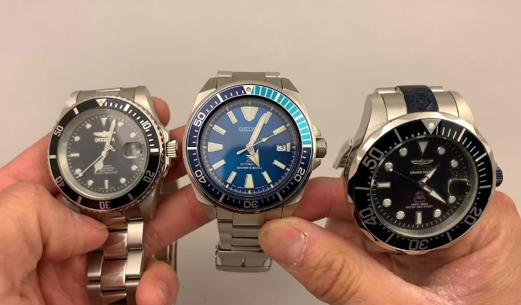 Invicta 8926 vs Rolex Submariner