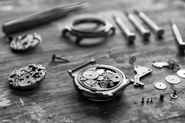 Watch Repair Should Only be Done by Professionals