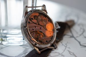 Stainless Steel Inside The Watch