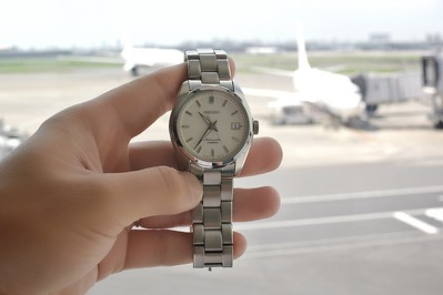 Seiko SARB035 in the Sunlight. The watch is suitable can be dressed up or down. Source: https://www.flickr.com/photos/mujitra/ MIKI Yoshihito on Flickr