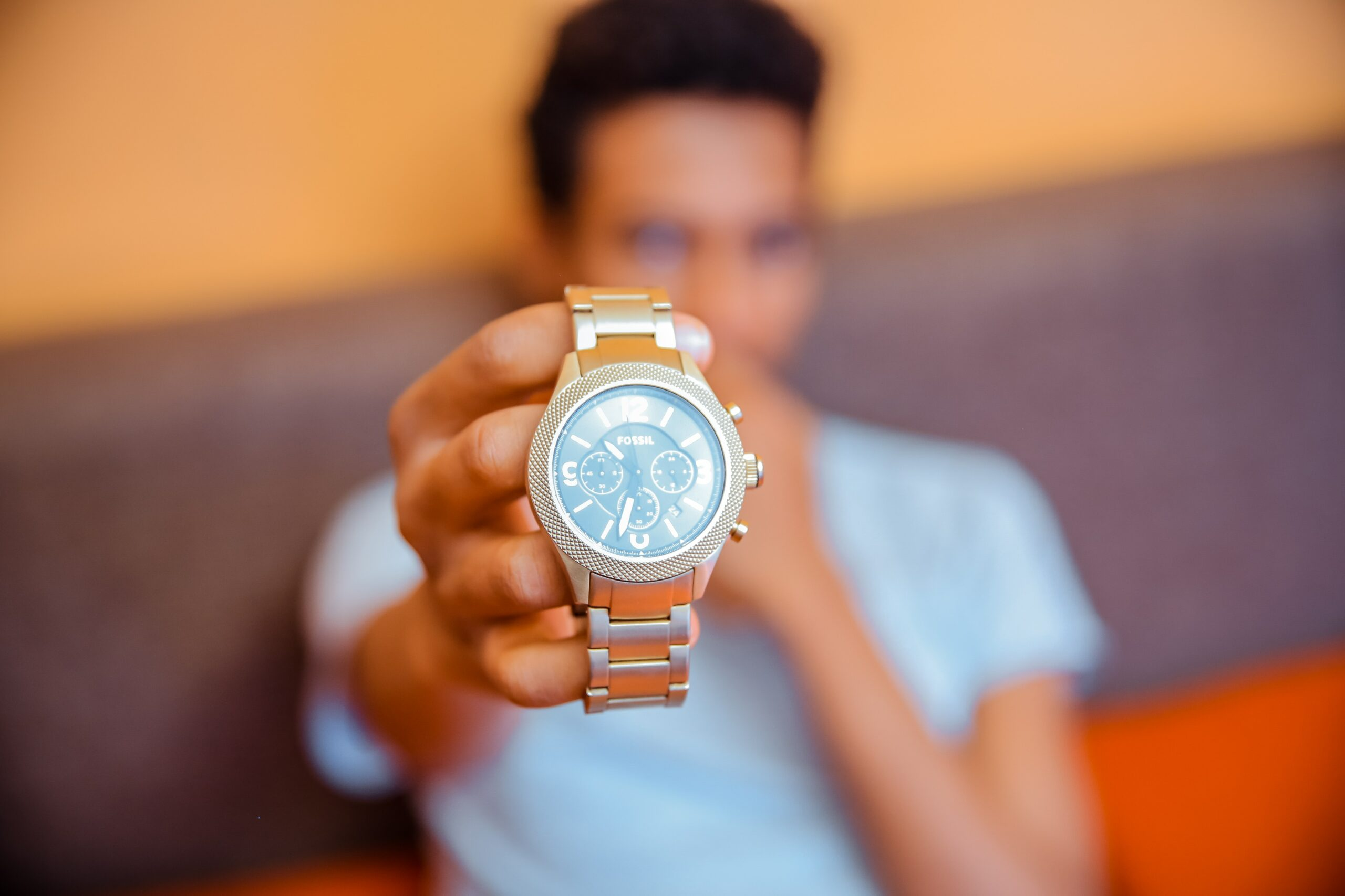 Where to wear a watch