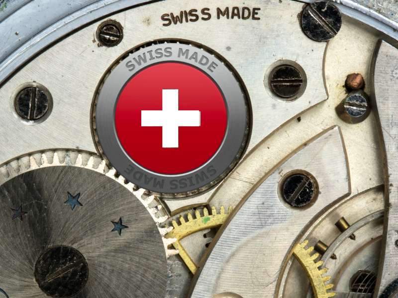 How to check if Tissot watch is genuine? They contain the Swiss Made Logo.
